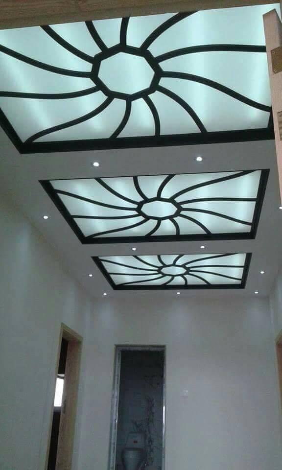 Unique CNC False Ceiling Designs Ideas - 1 Decorate
