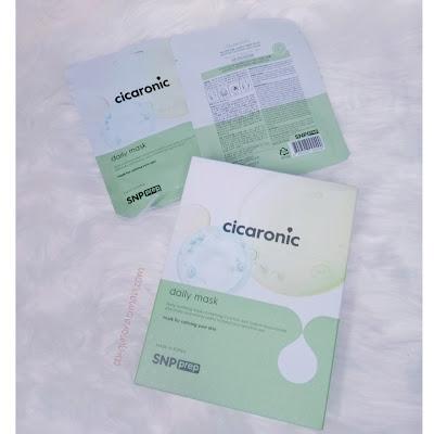 snp korea, snp prep cicaronic, review snp cicaronic, bagus ke produk snp, product snp