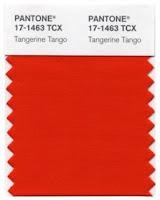 Pantone - Tangerine Tango - 17-1463