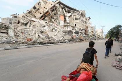 Relawan Australia Di Gaza Berbagi Kisah Pilu, Anak-anak Korban Konflik Alami Trauma Dan Cacat Seumur Hidup