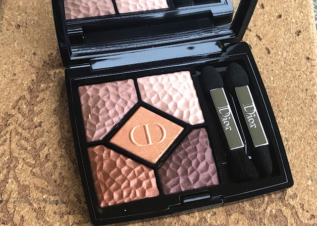 Dior Wild Earth Terra Eyeshadow Palette | bellanoirbeauty.com