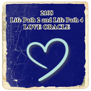 2108 Life Path 2 and Life Path 4 LOVE Prediction