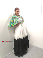 Actress Mannara Chopra Ramp Show in Fashion Dress at Delhi  0015.jpg