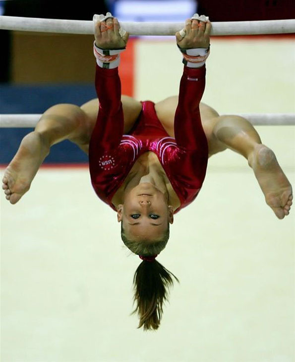Flexible Nude Female Gymnasts 89