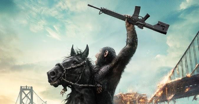La Bara Volante: Apes Revolution Il Pianeta delle Scimmie