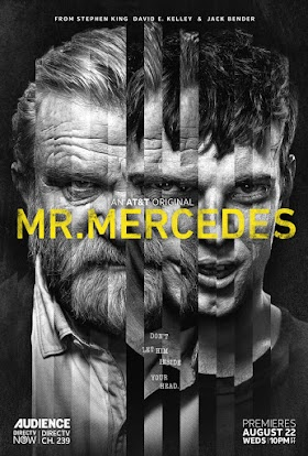 Stephen Kingin Mr. Mercedes -sarjan kolmas kausi alkaa syksyllä