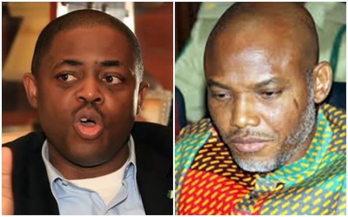 Nnamdi Kanu is more popular than any Igbo Governor, Politicians put together, he's a great man - Femi Fani Kayode