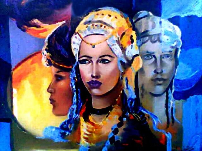 Eliezer Matos Feliz. Современные художники 3