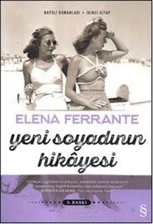 Yeni Soyadının Hikayesi – Elena Ferrante PDF indir