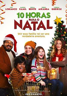 10 Horas Para o Natal - HDRip Nacional