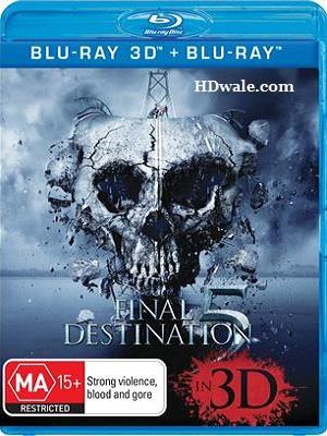Final Destination 5 (2011) Movie 1080p 3D & 720p BluRay