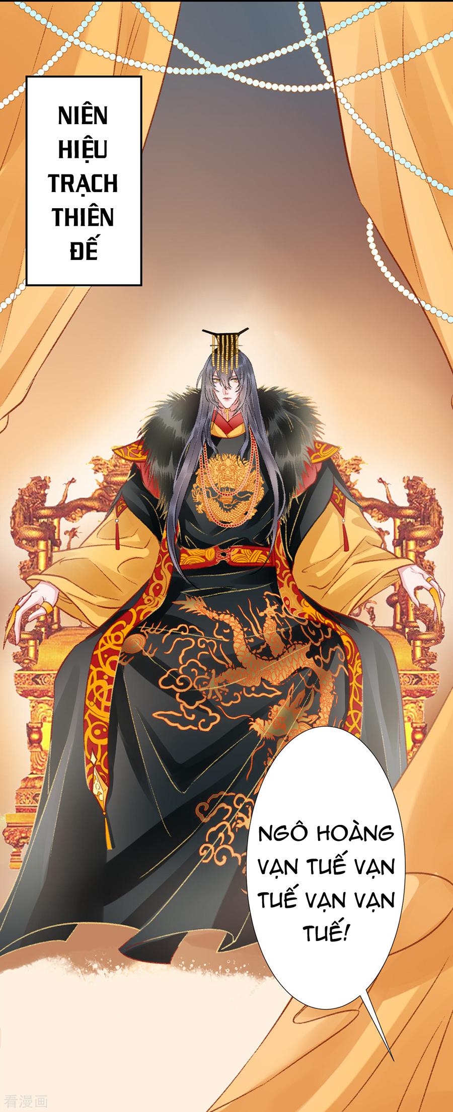 Hoàng phi 9000 tuổi chap 34 - Trang 17