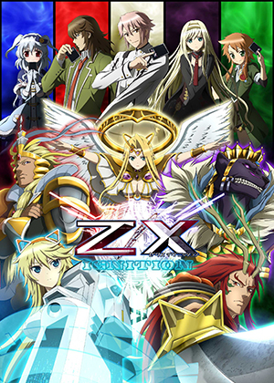 Z/X Ignition [12/12] [HD] [MEGA]