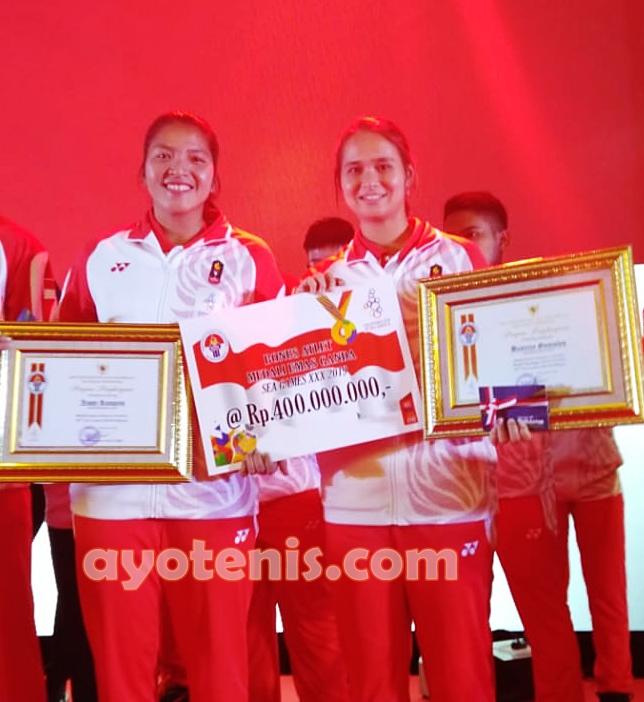 Bonus Peraih Medali SEA Games Meroket, Jessy Rompies Ingin Berinvestasi