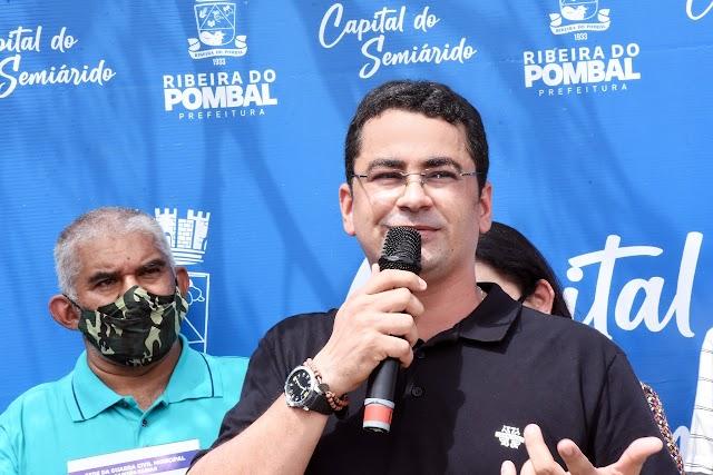 Guarda Municipal de Ribeira do Pombal recebe nova sede
