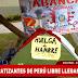 Simpatizante de Perú Libre hace huelga de hambre frente a sede del JNE