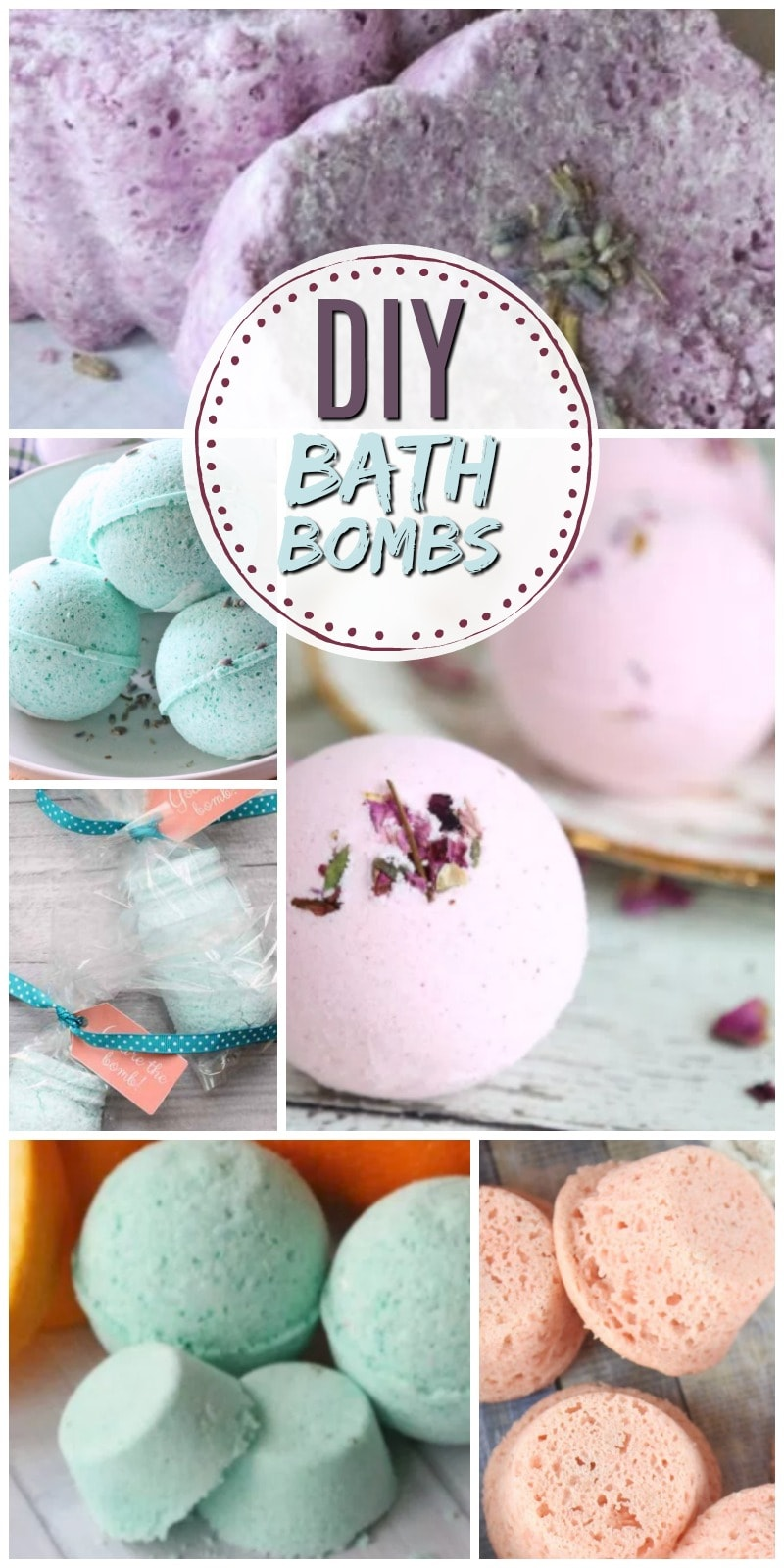 Learn how to make bath bombs at home - they're even better than Lush bath bombs