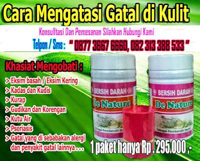 Obat Eksim Kering Herbal