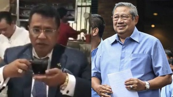 Video Viral Hotman Paris 'Kuliahi' SBY Tentang 'PAPA DETOL'