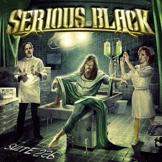 """Το βίντεο των Serious Black για το """"Let Me Go"""" από το album """"Suite 226"""""""