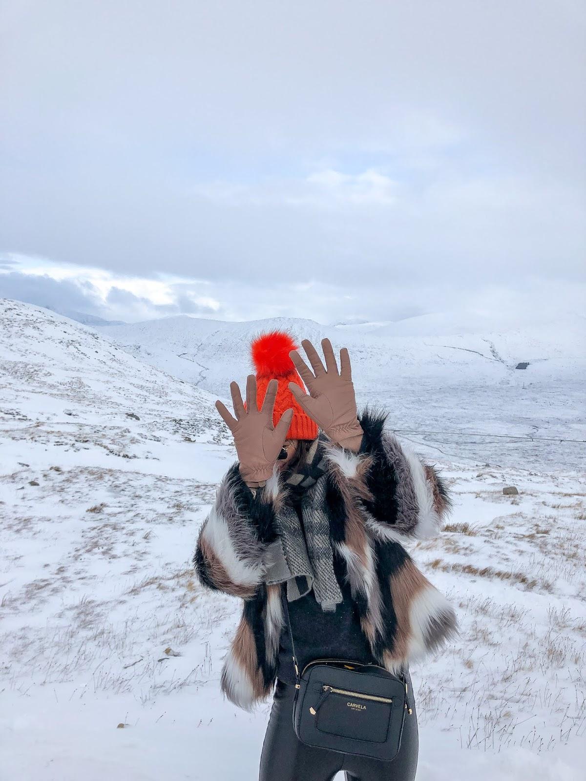 peexo winter snow style
