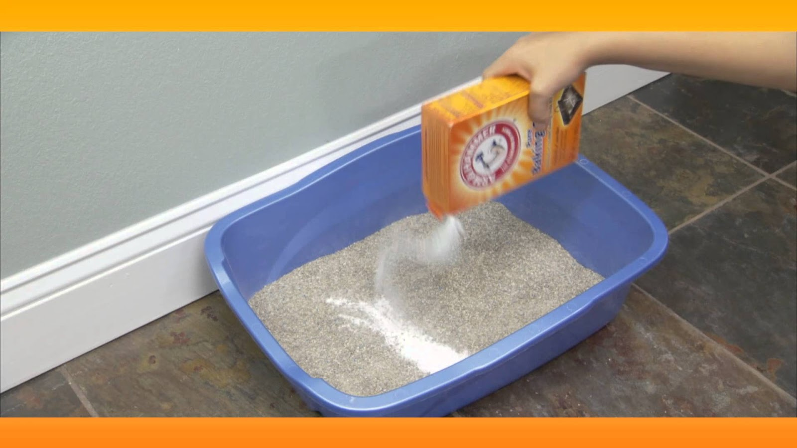 Odour Free Cat Litter Tray
