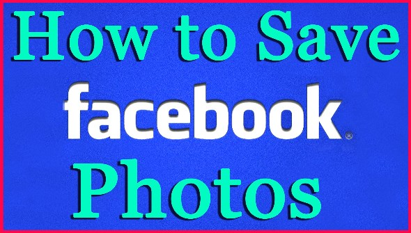how to save photos from facebook to gallery
