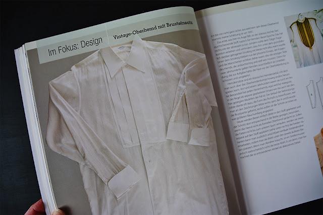 Hemd und Design von David Page Coffin - eine persönliche Rezension von frauvau.blogspot.de