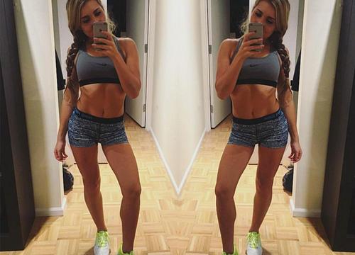 I Make a Living As a Fitness Model on Instagram