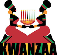 Kwanzaa, the made up holiday created by a drug addled radical thug that promotes values detrimental to the Black Community, starts today.