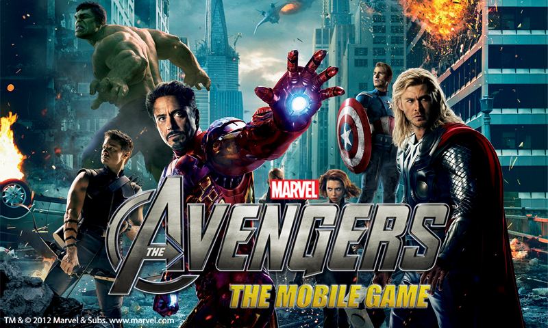 download game apk the avengers