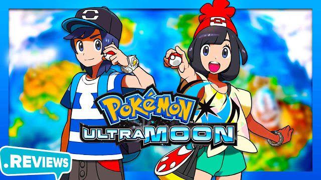 Free download game Pokémon Ultra Moon