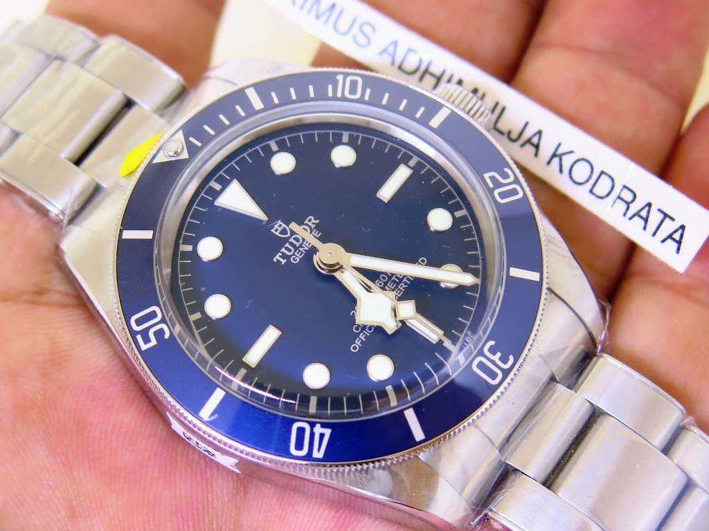 TUDOR BLACK BAY FIFTY EIGHT BLUE DIAL - AUTOMATIC TUDOR MT5402