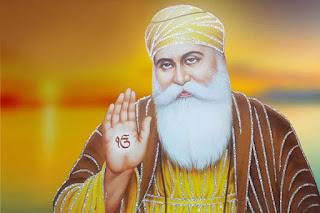 Gurpurab of Guru Nanak Dev Ji or Guru Nanak Jayanti