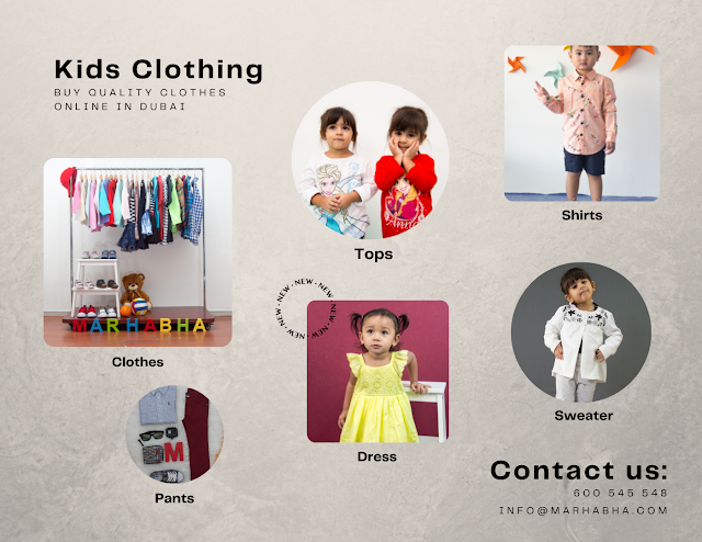 Buy Clothes Online in Dubai