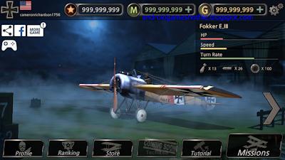 Download game air battle world war mod apk