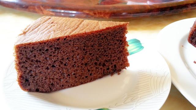 resepi kek milo viral kukus
