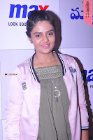 Sri Mukhi in Denim and Jacket at Max Summer Collection Launch  Exclusive 004.JPG