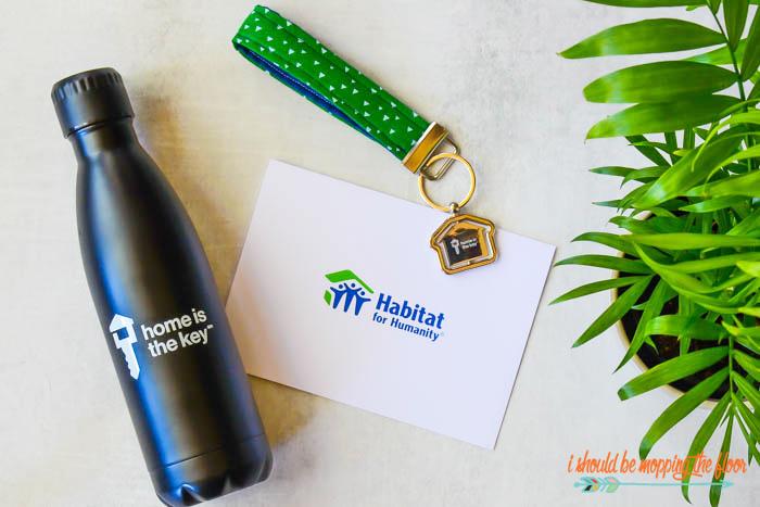 Habitat Key Fob