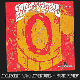 Adolescent Audio Adventures reviews Creative Movement and Rhythmic Expression by Hap Palmer