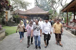Bupati Lumajang Bertolak Ke Bali