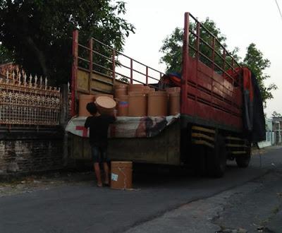 Angkutan Truk Fuso Jakarta Semarang