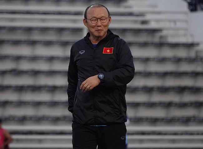 Thầy Park tuyên bố tuyển Việt Nam hạ UAE lẫn Thái Lan, không phải đùa!