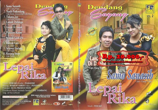 Lepai & Rika Sumalia - Samo Sanasib (Album Dendang Sayang Vol 2)