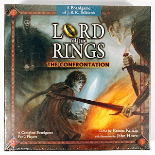 Lord of the Rings Confrontation board game
