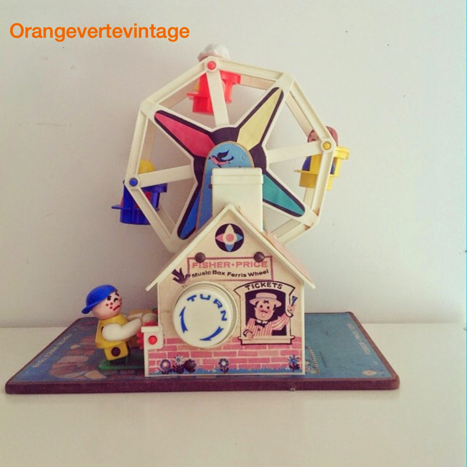 orange vertevintage