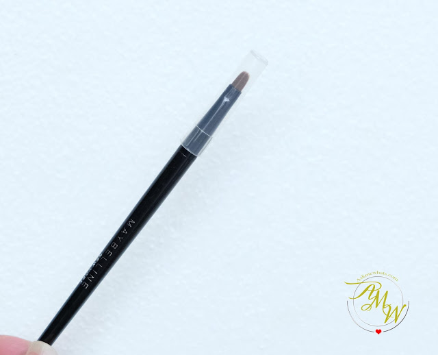 a photo of Maybelline Eyestudio Lasting Gel Liner Review in shade 01 Black by Nikki Tiu of askmewhats.com