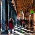 Walking Through The Shadow Of the Pillars