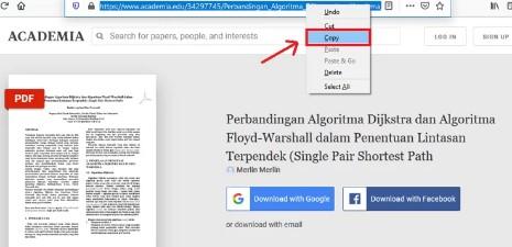 Cara Excel Word 2 Cara Download File Di Academia Tanpa Login Gratis