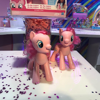 My Little Pony Toy Fair 2019 - Oh My Giggles Pinkie Pie